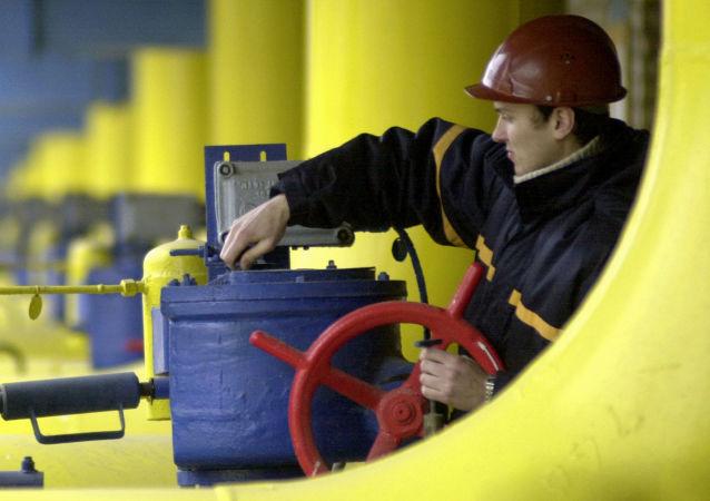 乌克兰天然气管道