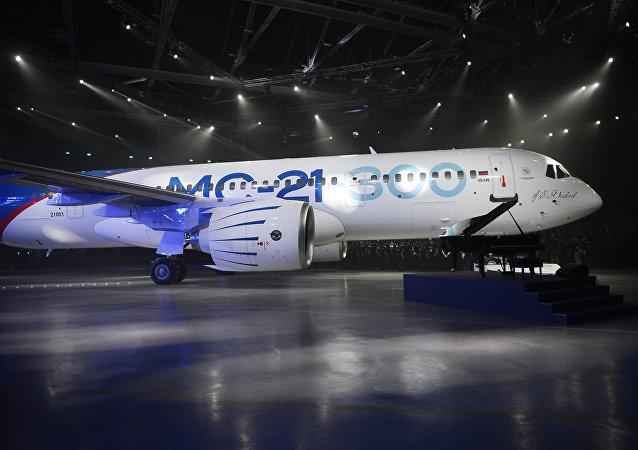 为MS-21研制和测试新机翼将使飞机供货期延长
