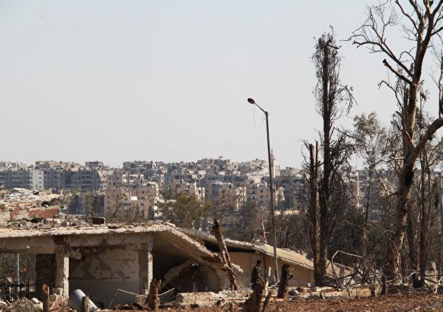 俄總統新聞秘書:俄未恢復對阿勒頗東部恐怖分子的轟炸