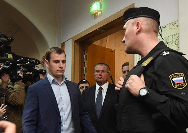 莫斯科市法院拒絕解除前經濟發展部長烏柳卡耶夫的軟禁