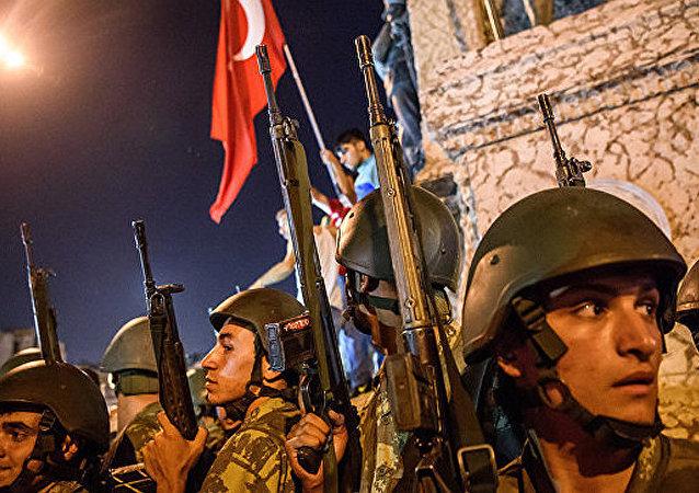 土耳其軍人