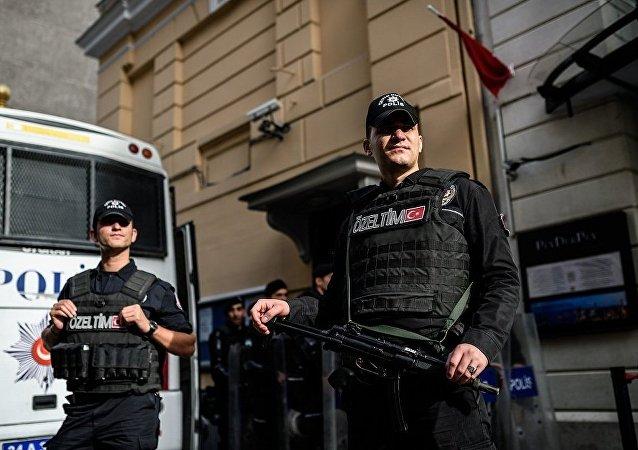 土耳其警方抓获一名IS头目