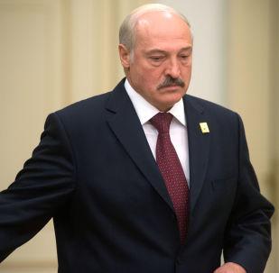 白俄总统称没必要在白俄罗斯建俄军事基地