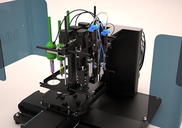 俄罗斯公司将首次在太空3D打印人体器官
