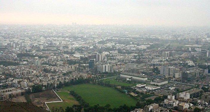 秘魯首都利馬
