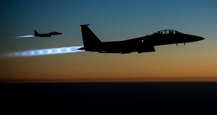 F-15战机