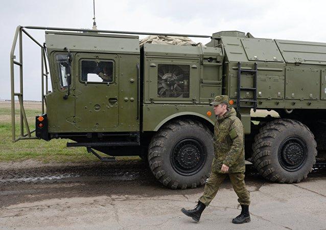 伊斯坎德爾-M導彈系統