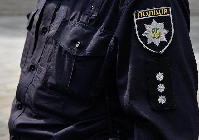 烏克蘭警察