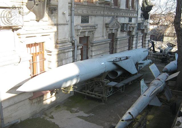 「懸崖」導彈綜合系統