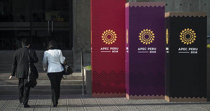 APEC应继续支持多边贸易体制