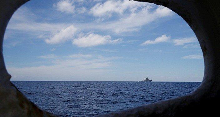 菲律賓總統:任何國家都不需要南中國海衝突