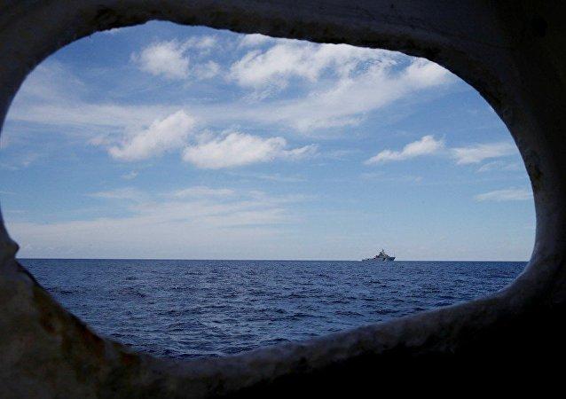 美国在南海地区军事存在远超中国和其它南海国家军力总和