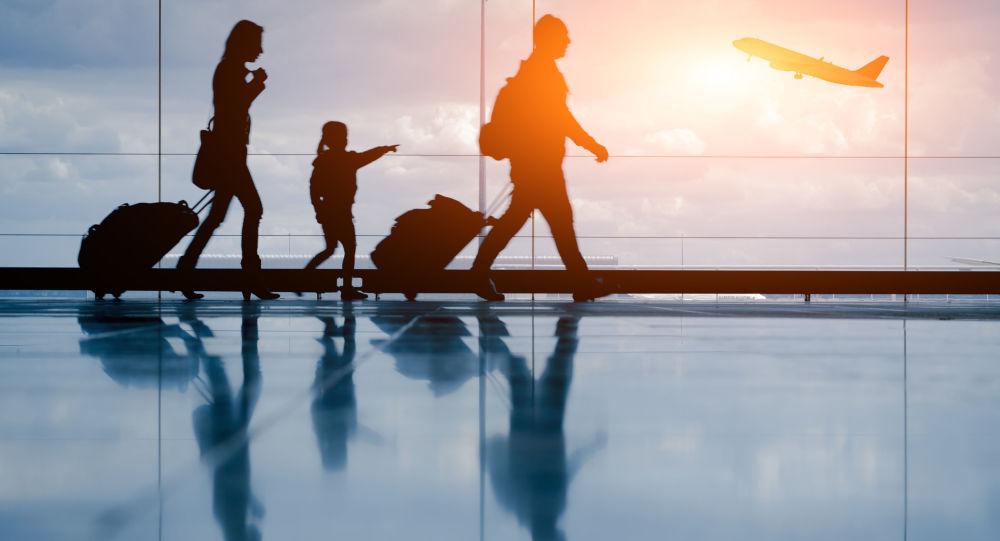 俄喀山机场新增直飞海南包机航线