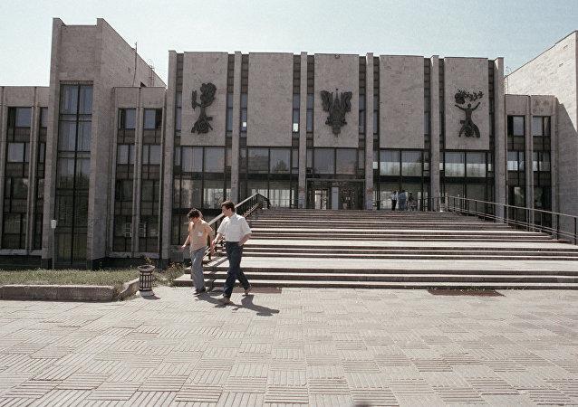 莫斯科国立国际关系学院