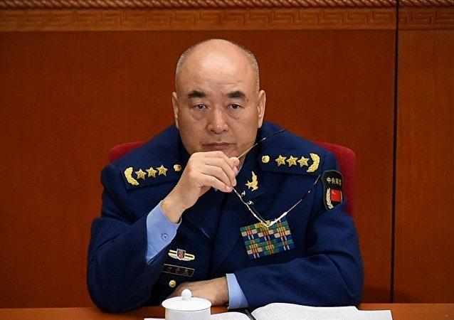 中国国防部:中央军委副主席许其亮将访问哈萨克斯坦、塔吉克斯坦和吉尔吉斯斯坦