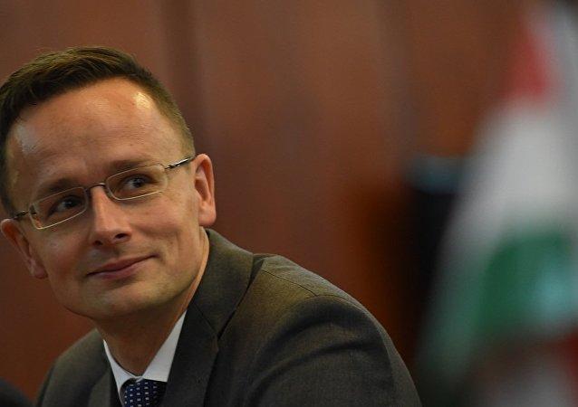 匈牙利外長西亞爾托