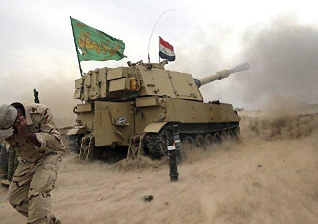 聯合國:11月伊拉克安全部隊約二千士兵喪生