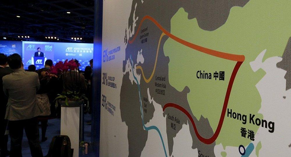 中國專家:「一帶一路」倡議是世界經濟增長的基礎