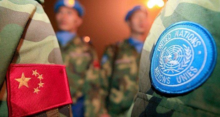 中国希望在维和任务中实现突破