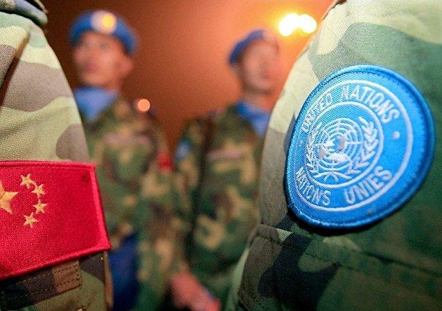 26个国家和国际组织的43名教官和学员在京接受联合国维和培训