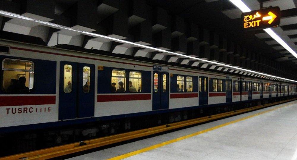 伊朗列車(資料圖片)