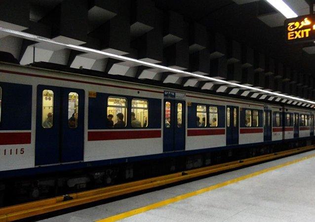伊朗列车(资料图片)