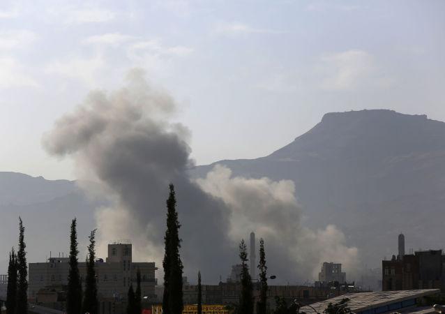也門南部城市亞丁發生兩起恐怖襲擊事件