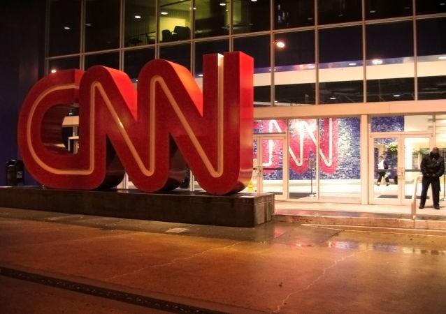 Здание телекомпании CNN в Атланте