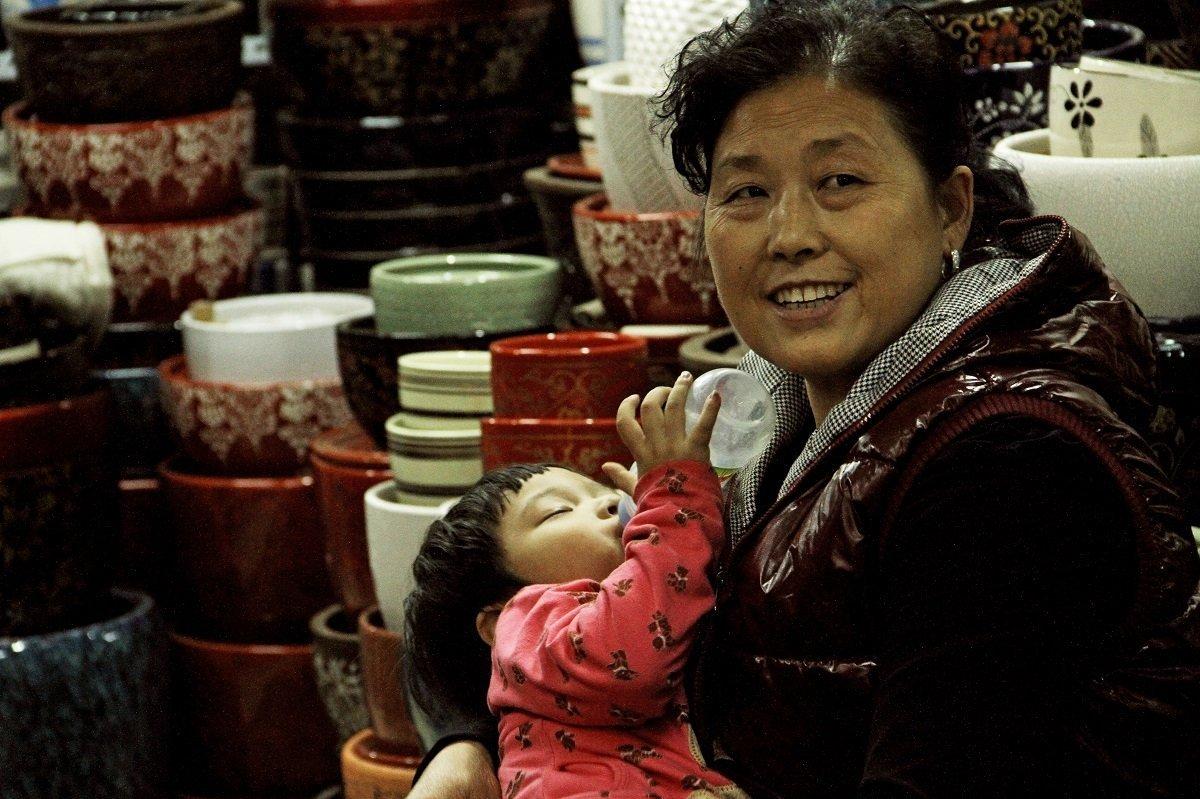 中國暫時未能解決人口老齡化問題