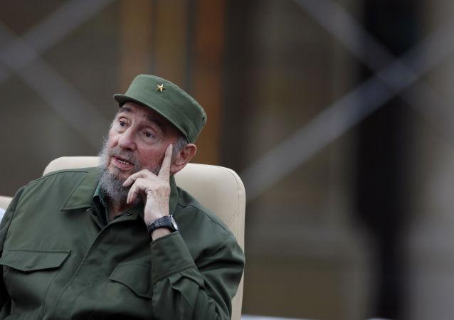 美中情局前特工:华盛顿曾因古巴拖累苏联经济而支持卡斯特罗