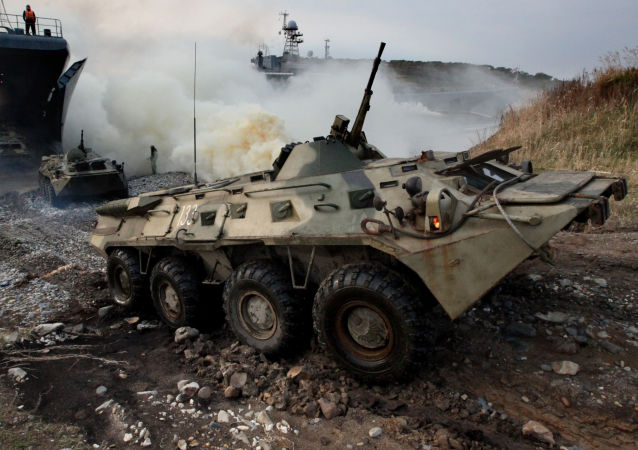 俄羅斯海軍陸戰隊