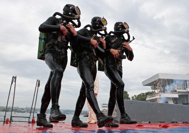 俄罗斯海军陆战队