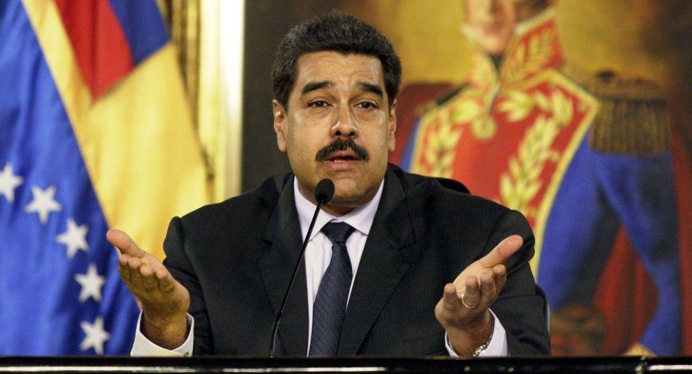 """为什么委内瑞拉人害怕马杜罗把他们""""卖给""""中国?"""