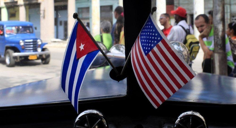 美国政府宣布禁止本国公民赴古巴团队游