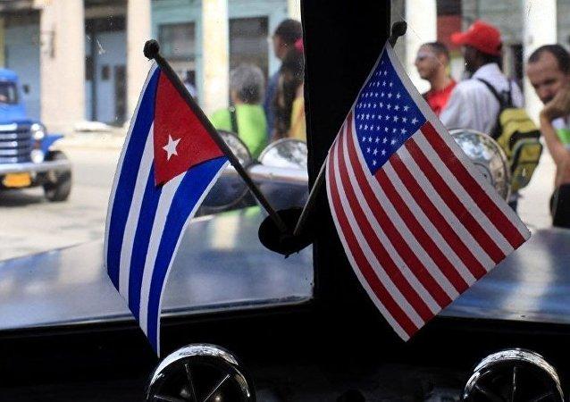 古巴认为美国做出的不让外交官返回决定出于政治动机