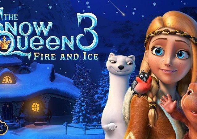 冰雪女王3:火與冰
