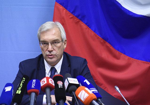 俄证实7月13日将举行俄罗斯—北约理事会会议