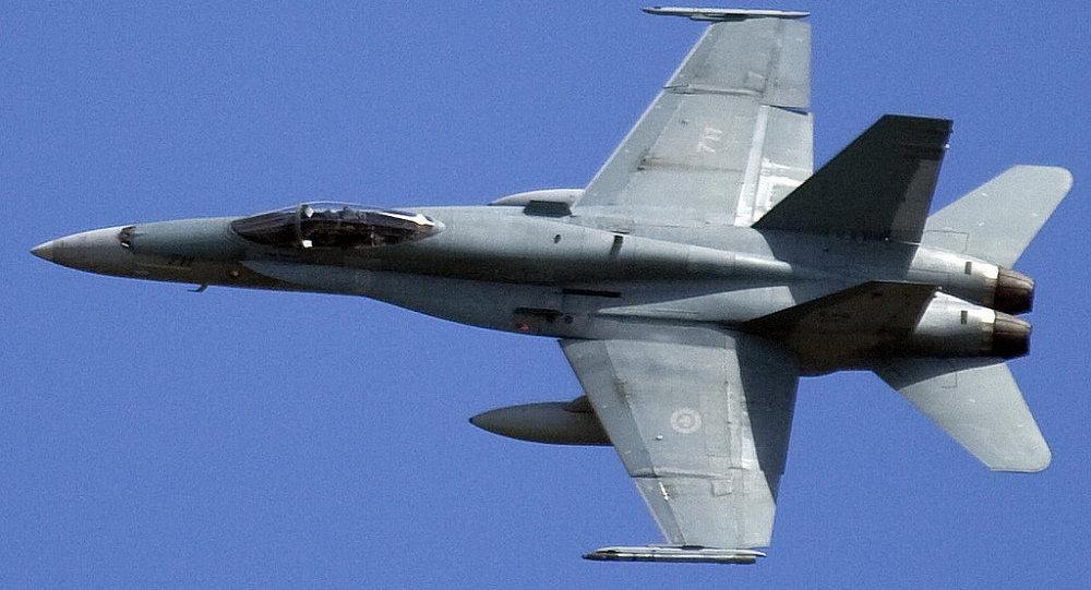 СF-18 戰機