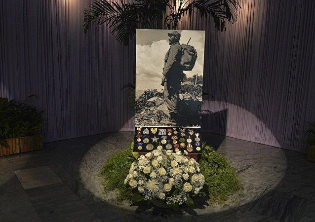 中國外交部:李源潮將赴古巴參加菲德爾·卡斯特羅弔唁活動