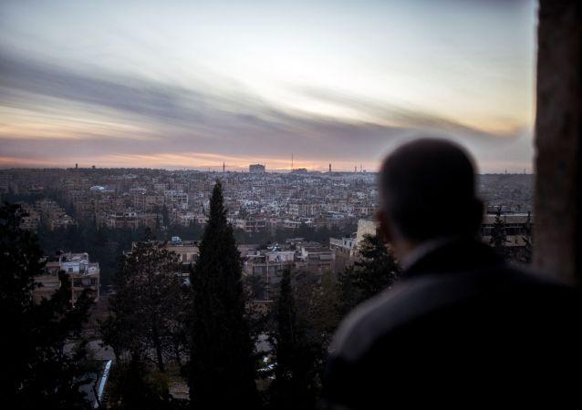 俄国防部:叙阿勒颇东部9万人口所在区域被解放