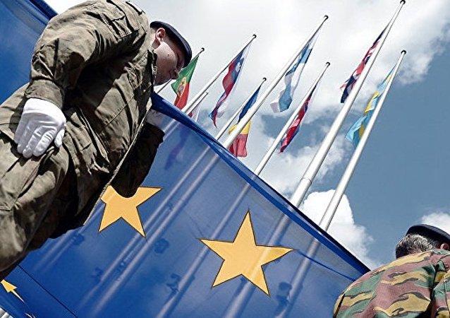 媒體:歐委會將提出歐洲防禦基金草案