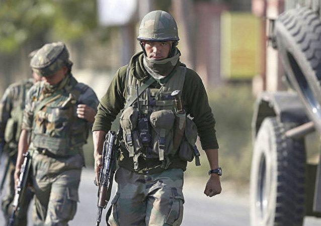 印度军人 (克什米尔)