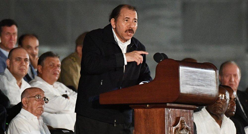 尼加拉瓜总统