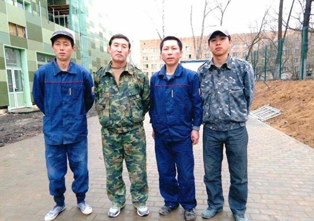 印度人或将取代俄滨海边疆区企业的朝鲜工人