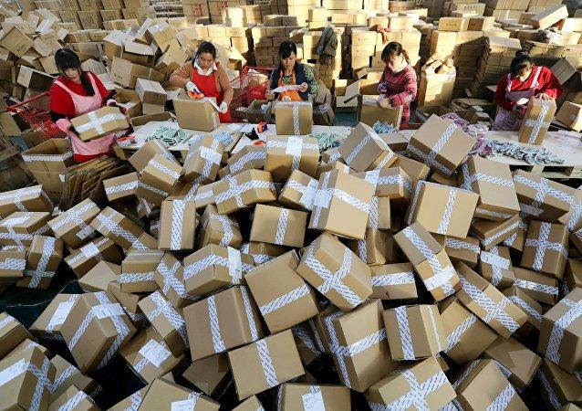 速买通将发往俄罗斯商品的最长交货期由45天缩短到10天