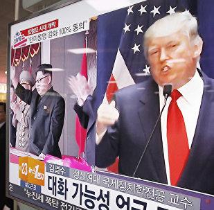 逾半数美国人称特朗普与金正恩会晤不会影响朝核计划发展