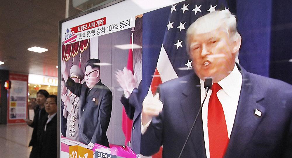 逾半數美國人稱特朗普與金正恩會晤不會影響朝核計劃發展