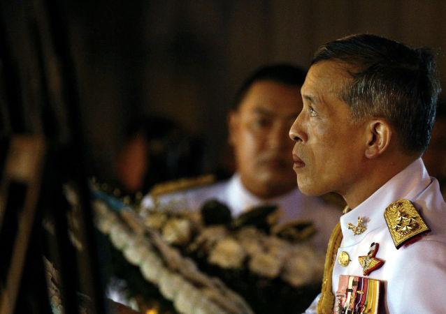 泰国国王的加冕仪式将于5月初进行