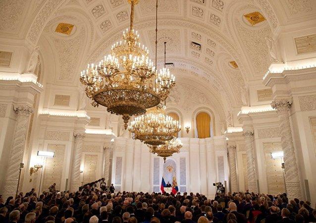 普京:俄中合作是国家间互利协作的典范