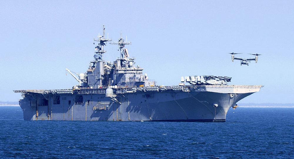 美国两栖攻击舰